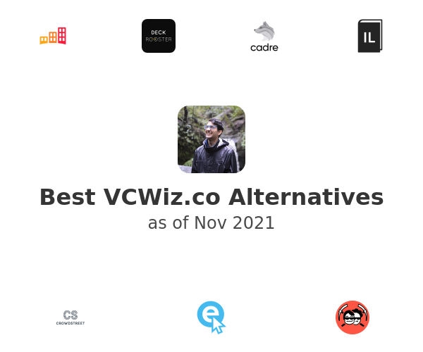 Best VCWiz.co Alternatives