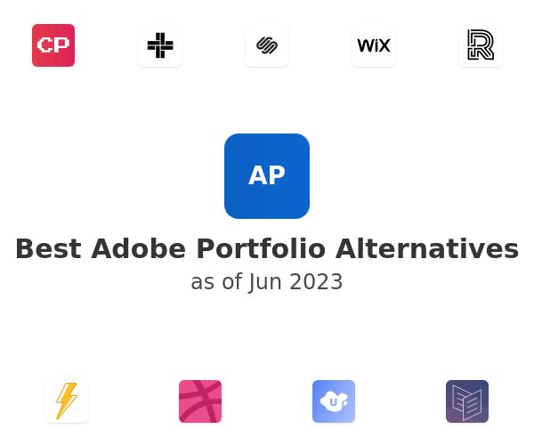 Best Adobe Portfolio Alternatives