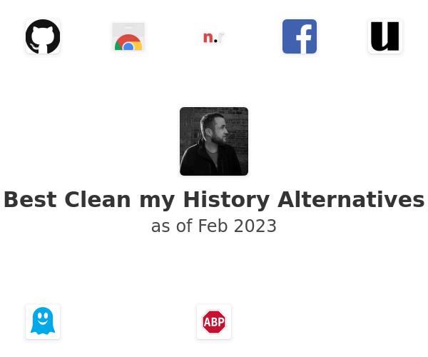 Best Clean my History Alternatives