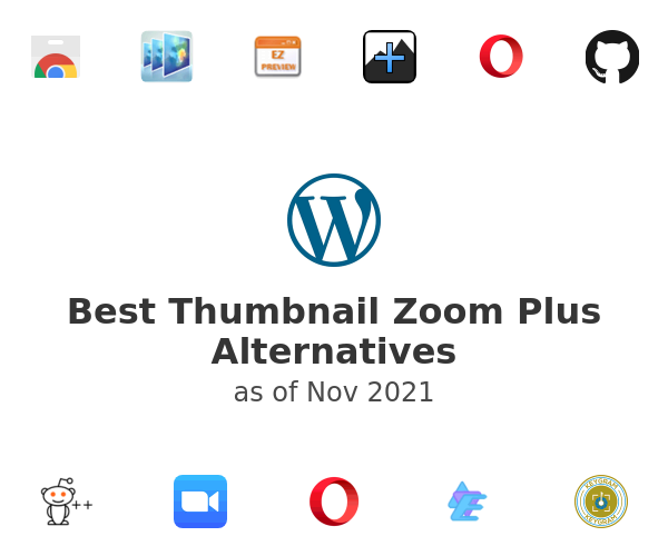 Best Thumbnail Zoom Plus Alternatives