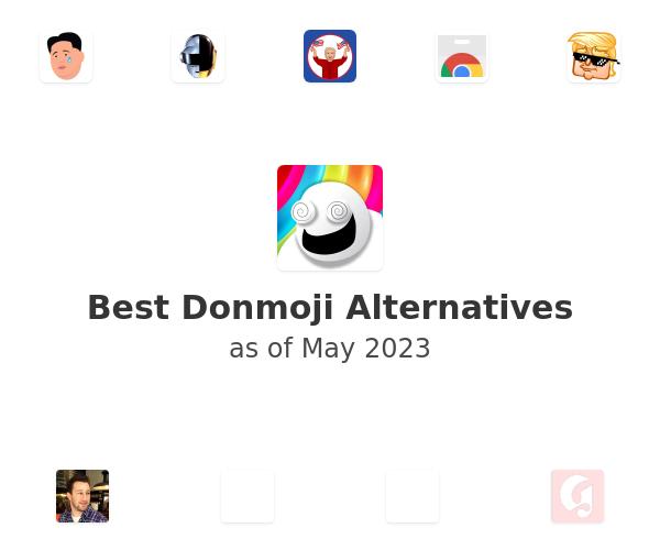 Best Donmoji Alternatives