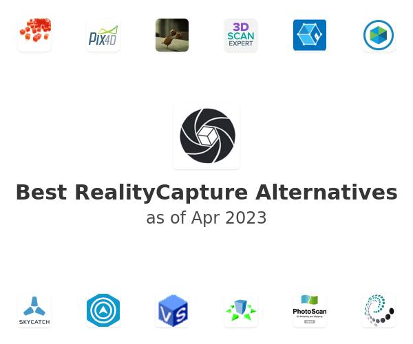Best RealityCapture Alternatives