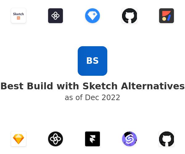 Best Build with Sketch Alternatives