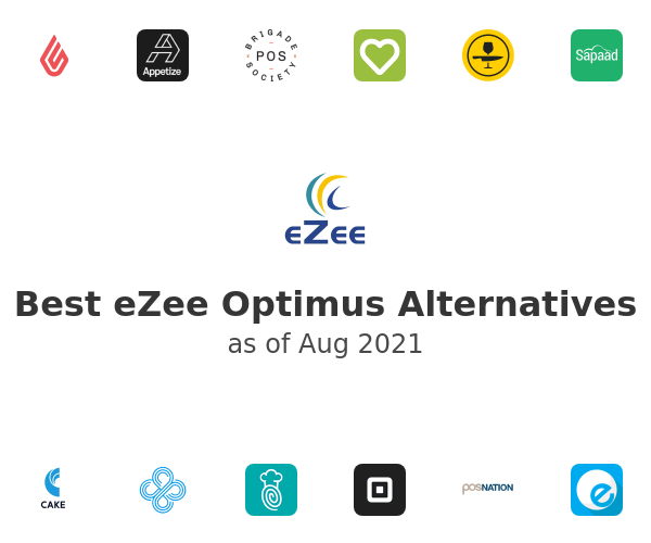 Best eZee Optimus Alternatives