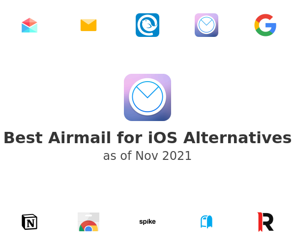 Best Airmail for iOS Alternatives