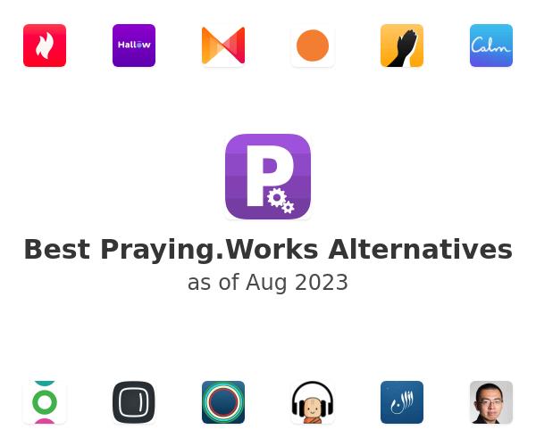 Best Praying.Works Alternatives