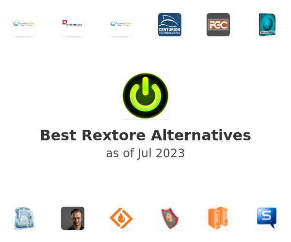 Best Rextore Alternatives