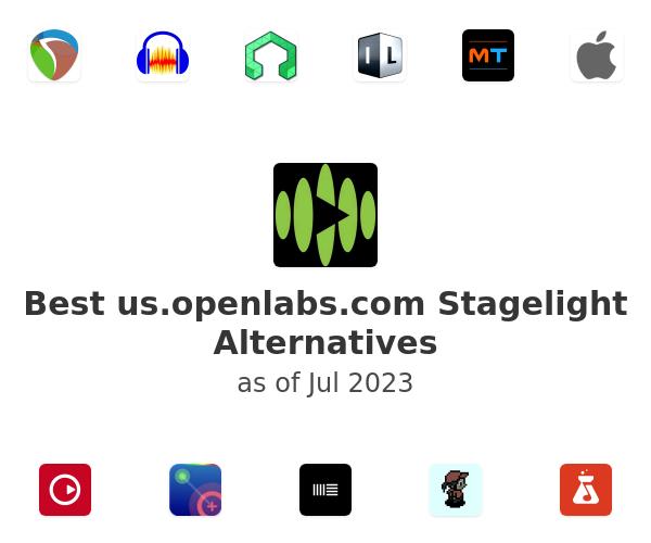 Best us.openlabs.com Stagelight Alternatives