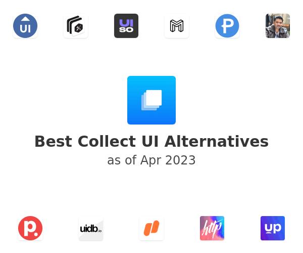 Best Collect UI Alternatives