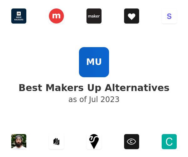 Best Makers Up Alternatives