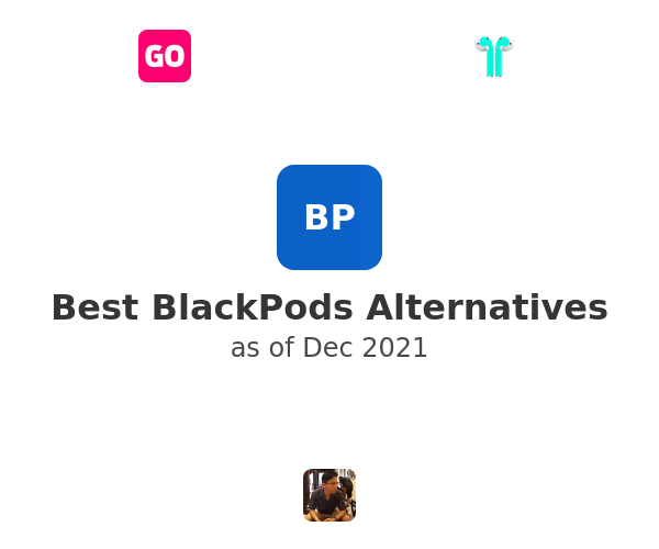 Best BlackPods Alternatives