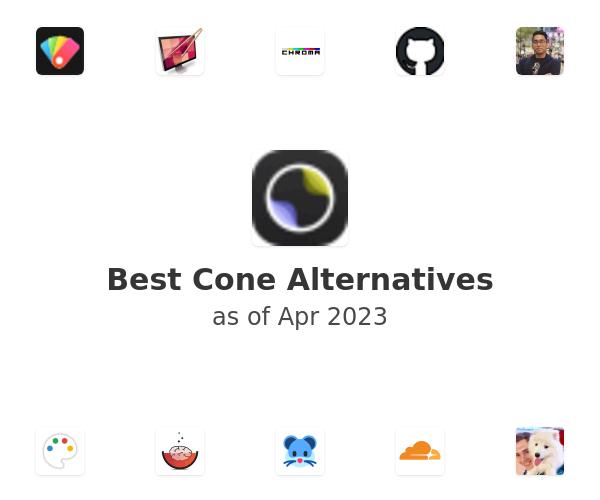 Best Cone Alternatives
