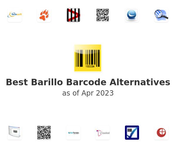Best Barillo Barcode Alternatives