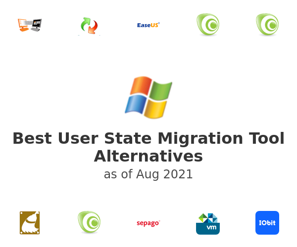Best User State Migration Tool Alternatives