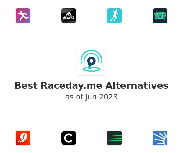 Best Raceday.me Alternatives