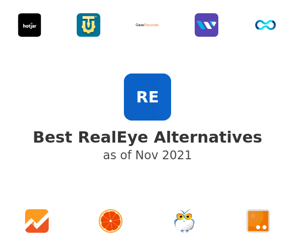 Best RealEye Alternatives