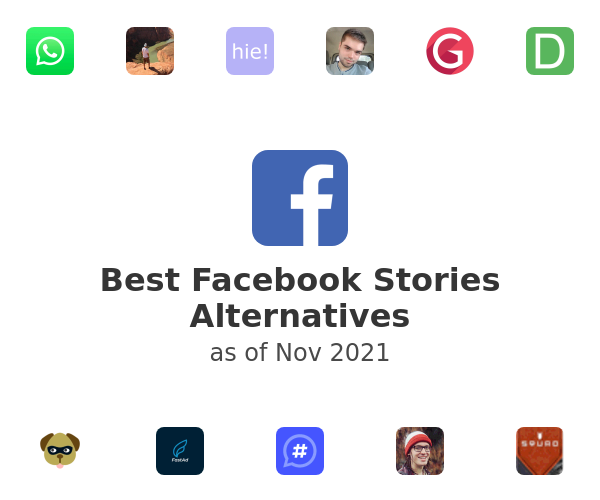 Best Facebook Stories Alternatives