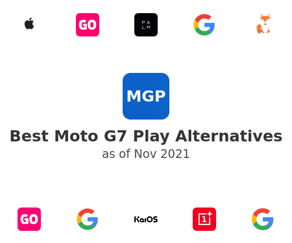 Best Moto G7 Play Alternatives