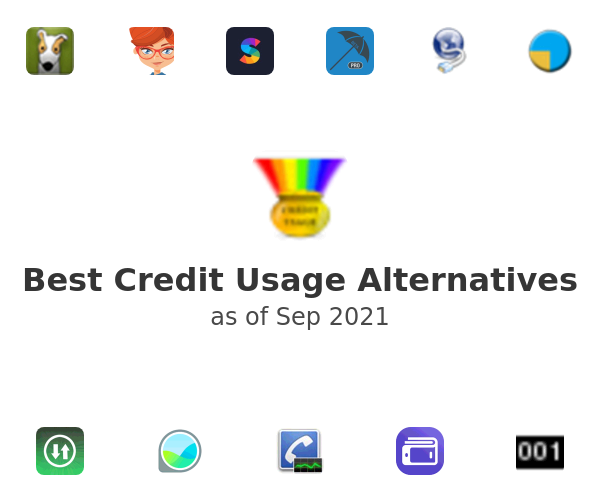 Best Credit Usage Alternatives