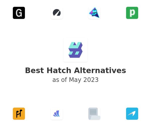 Best Hatch Alternatives