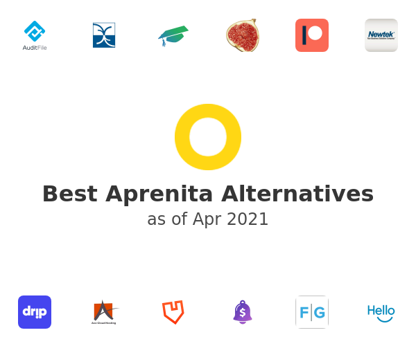 Best Aprenita Alternatives