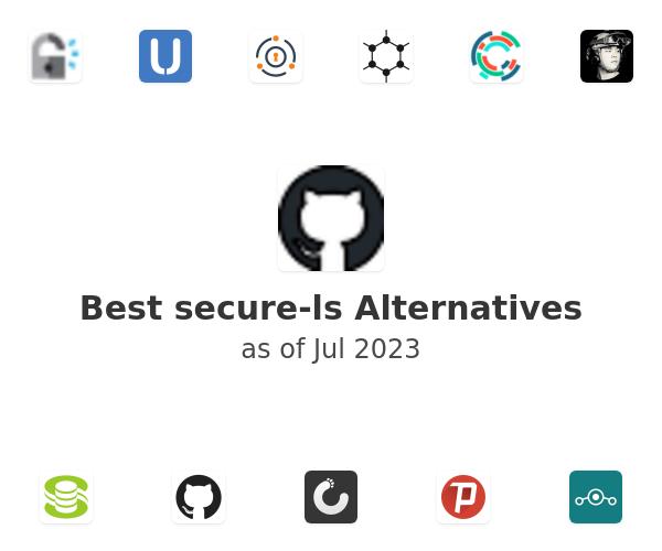 Best secure-ls Alternatives