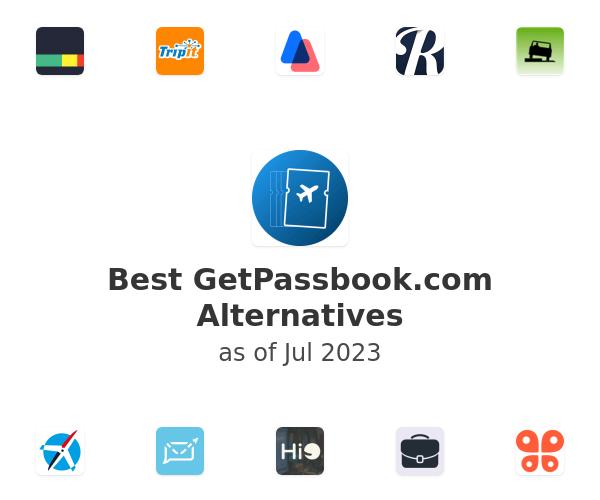 Best GetPassbook.com Alternatives