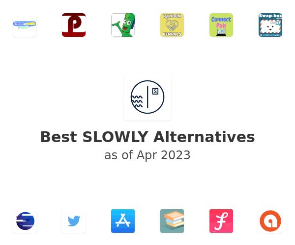 Best SLOWLY Alternatives