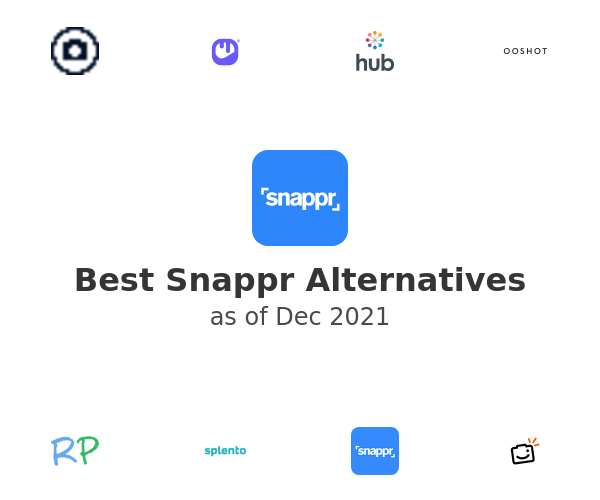 Best Snappr Alternatives
