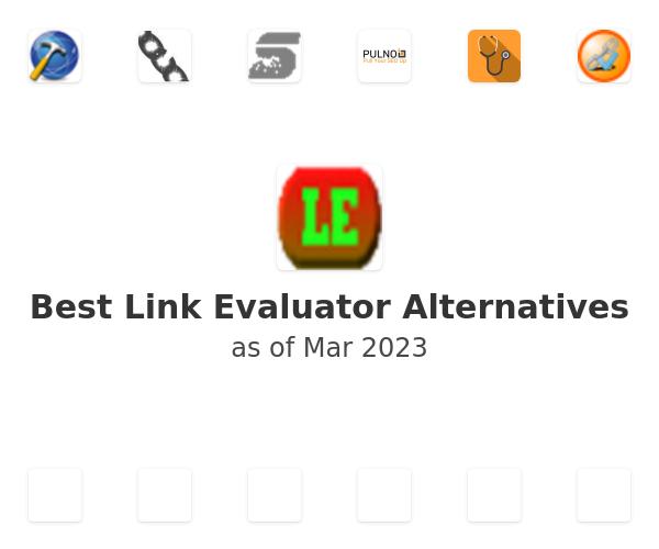 Best Link Evaluator Alternatives