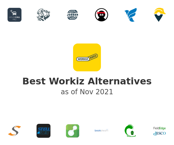 Best Workiz Alternatives