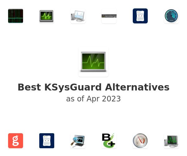 Best KSysGuard Alternatives