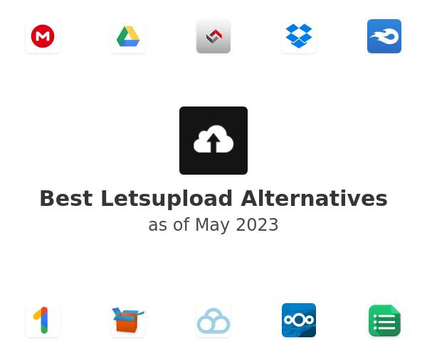 Best Letsupload Alternatives