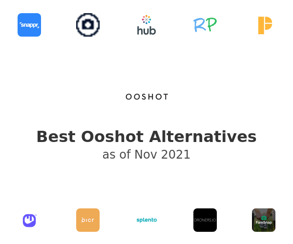 Best Ooshot Alternatives