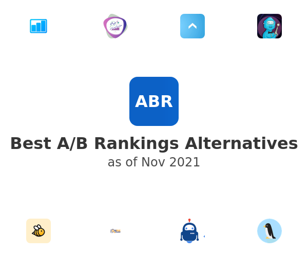 Best A/B Rankings Alternatives