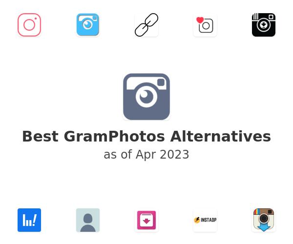 Best GramPhotos.com Alternatives