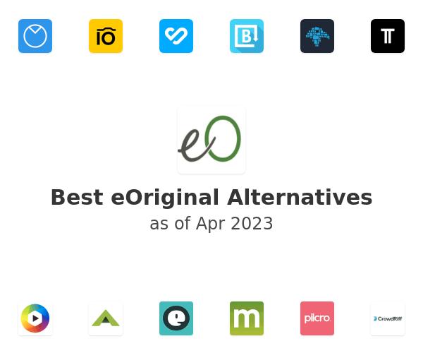 Best eOriginal Alternatives