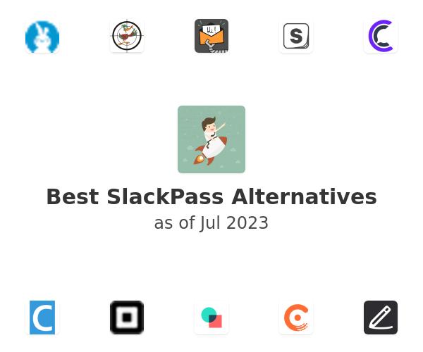 Best SlackPass Alternatives