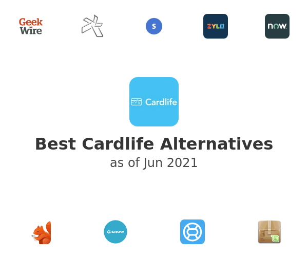 Best Cardlife Alternatives