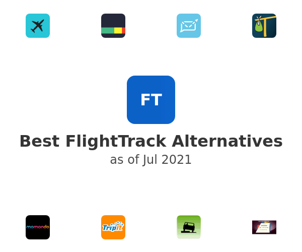 Best FlightTrack Alternatives