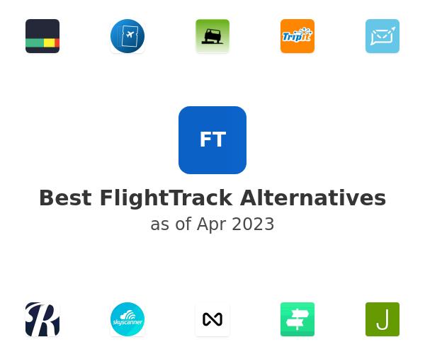 Best FlightTrack Alternatives