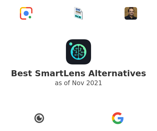 Best SmartLens Alternatives