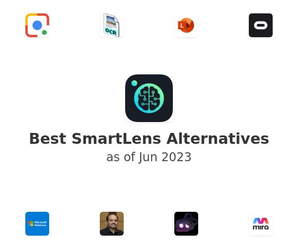 Best SmartLens Alternatives