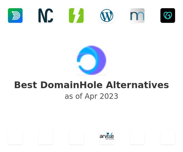 Best DomainHole Alternatives