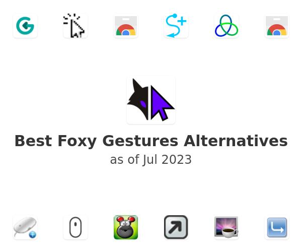 Best Foxy Gestures Alternatives