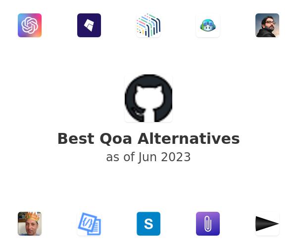 Best Qoa Alternatives
