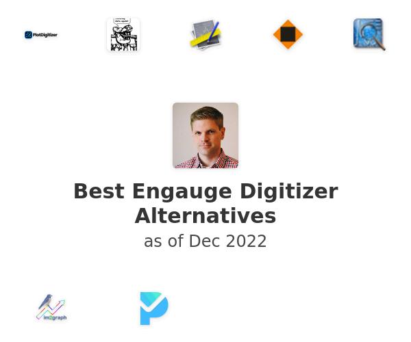 Best Engauge Digitizer Alternatives