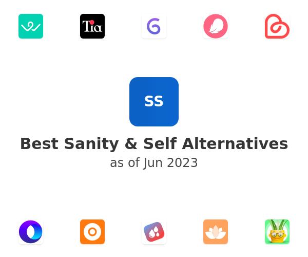 Best Sanity & Self Alternatives