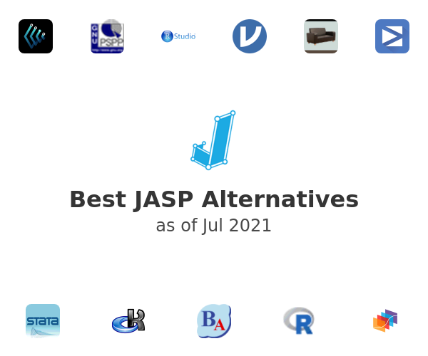 Best JASP Alternatives