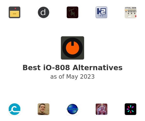 Best iO-808 Alternatives